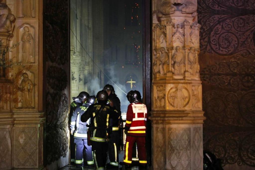French Firemen